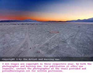 The Playa - Black Rock Desert - Nevada