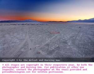 The Playa - Black Rock Desert - Nevada