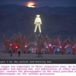 Burning Man : The Man