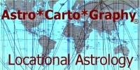 Jim Lewis Astrocartography