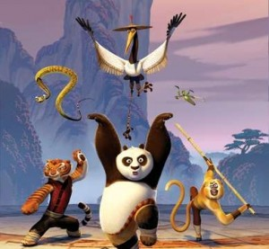 Kung Fu Panda as the archetype of Aries