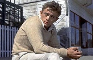 James Dean + rebel