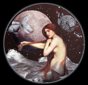 Lunar Pisces is dreamy, compassionate, and caring with a strong need for a romantic partner